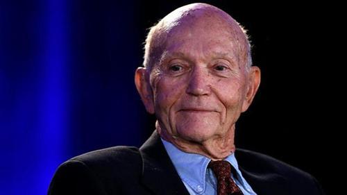 Moon conqueror Michael Collins passes away