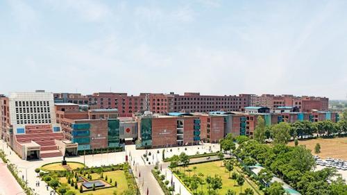 বঙ্গবন্ধু কর্নার হচ্ছে পাঞ্জাবের বিশ্ববিদ্যালয়ে