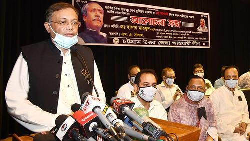 Zia is deeply involved in Bangabandhu killing: Information Minister