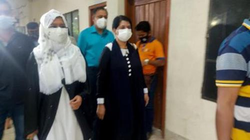 Sinha was shot dead by Liaquat on the instruction of OC Pradip: Sharmin