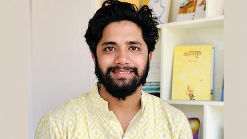 Adeel Mahmud's book 'Ankabut' available at bookshops