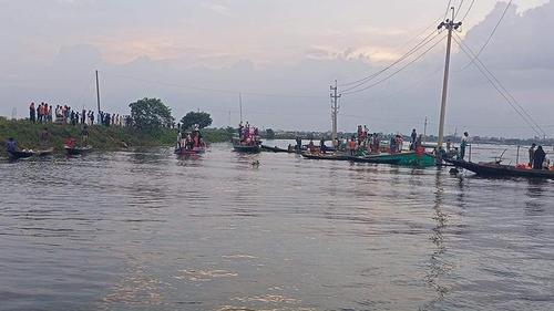 Boat capsize in Brahmanbaria: 17 bodies recovered