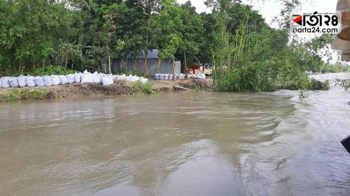 Government takes master plan to check Teesta erosion