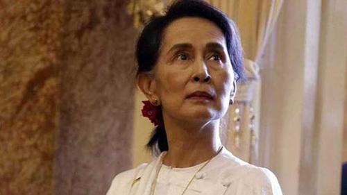 Army detains Myanmar's ruling party leader Aung San Suu Kyi