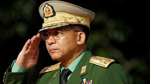Myanmar military govt. promises to hand over power after a fair election