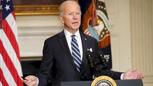 Biden threatens to impose sanction on Myanmar military usurper