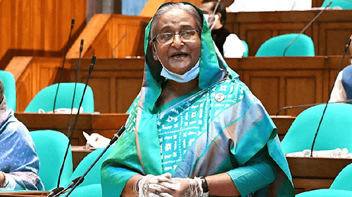 খালেদা জিয়াকে নৌকায় উঠতে হবে: প্রধানমন্ত্রী