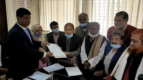 পৌরসভা নির্বাচন: ব্রাহ্মণবাড়িয়ায় ৬ জনের মনোনয়ন দাখিল