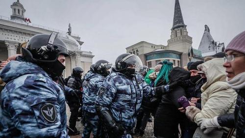 Russia expels the European diplomats on Navalny issue
