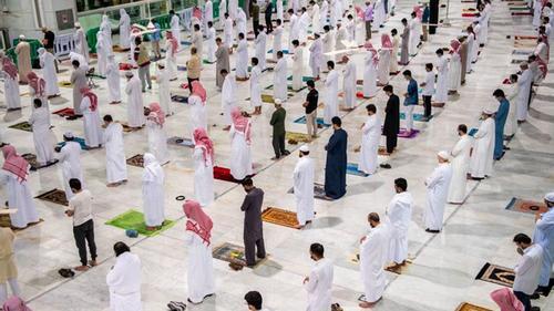 সৌদি আরব আবারও মসজিদ বন্ধের ঘোষণা দিতে পারে