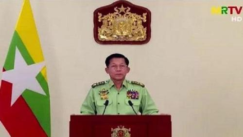 In Myanmar military promises to transfer power to the winners