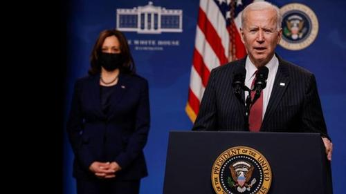 Biden's first move against the Myanmar army!