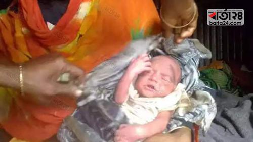 সিরাজগঞ্জ সদর হাসপাতাল থেকে ২৩ দিনের শিশু চুরি