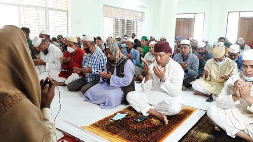 মুজিব শতবর্ষ উপলক্ষে ময়মনসিংহে 'র্যাব সেবা সপ্তাহ' শুরু