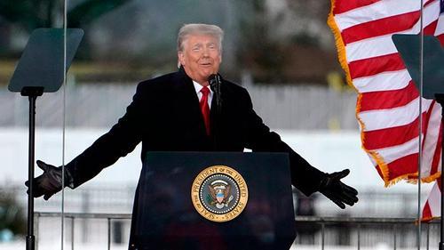 Trump will not attend Joe Biden's oath ceremony