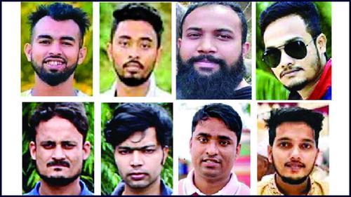 এমসি কলেজ ছাত্রাবাসে গণধর্ষণ: ৮ ছাত্রলীগ নেতার বিচার শুরু