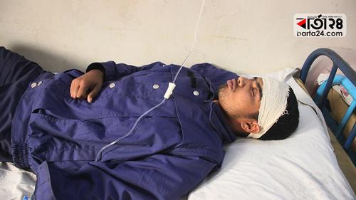 পিরোজপুরে আসামির হামলায় আহত ৫ পুলিশ সদস্য