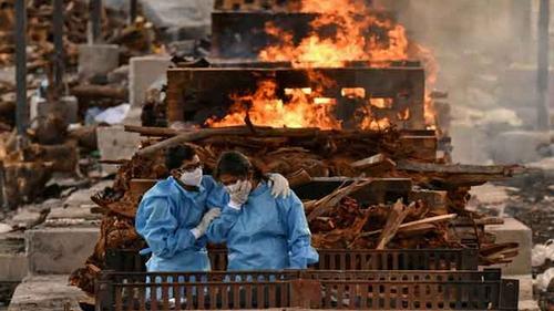 India Covid death toll crosses 400,000
