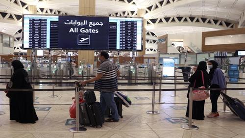 Saudi Arabia suspends flights with three countries