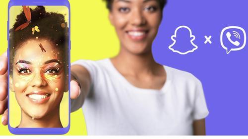 Rakuten Viber partners with Snap