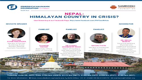 Nepal Crisis: Discussion And Overcoming Current Situation