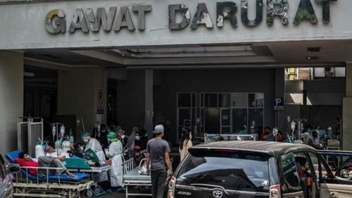 Indonesia faces oxygen crisis amid Covid surge