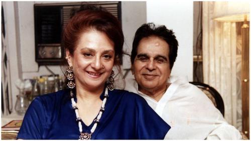 দিলীপ সাহেব এখন ভালো আছেন: সায়রা বানু
