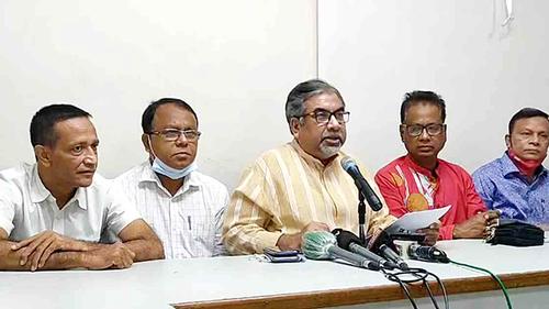 'ব্যর্থতা আড়াল করতে বিএনপি'র বিরুদ্ধে বিষোদগার করছেন সরকার'