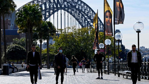 Sydney extends COVID-19 lockdown