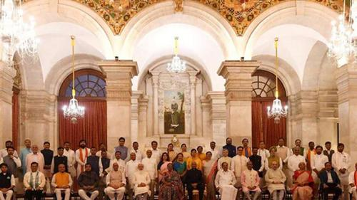 Modi reshuffles cabinet at the behest of Covid?