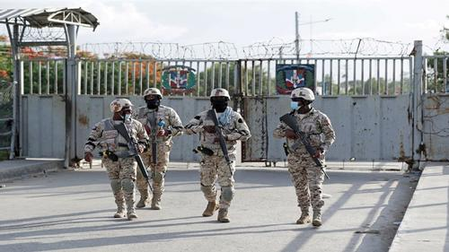 Haiti requests foreign troops after president's killing