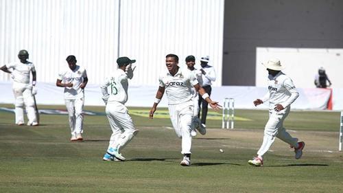 Bangladesh wins test against Zimbabwe
