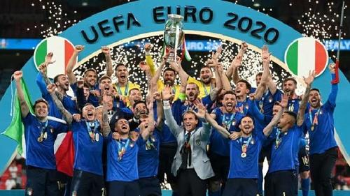 Euro cup goes to Rome: England tastes defeat in tie-breaker