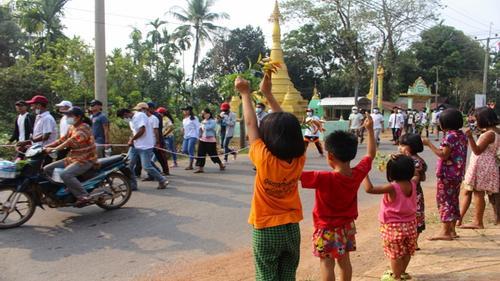 75 children killed, 1,000 held since Myanmar coup