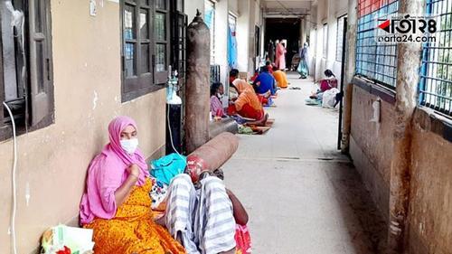 রংপুর বিভাগে করোনায় আরও ১৫ জনের মৃত্যু