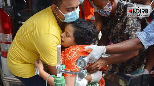 More 258 people die, 14925 get covid & 12439 recovered