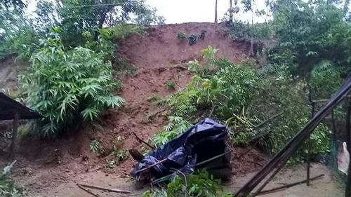 Five siblings killed in Teknaf landslide