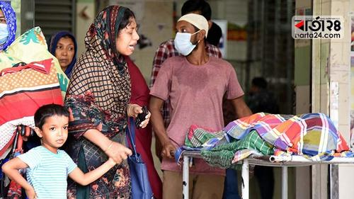 Thousands die in 5 days, lakhs of people identified in 10 days