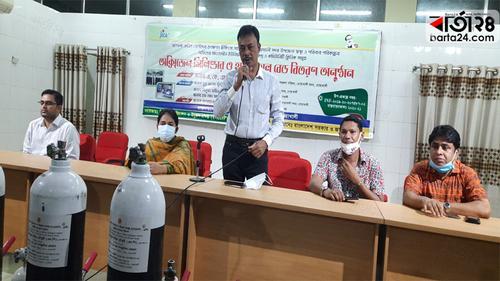 নোয়াখালীতে করোনা রোগীদের তাৎক্ষণিক চিকিৎসার উদ্যেগ