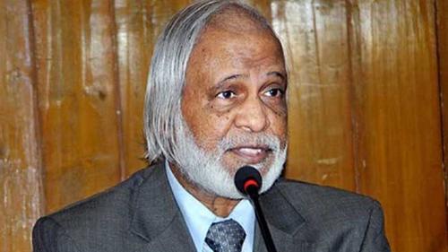 'অধমর্ণের বাজেট' উপহার দিয়েছে সরকার: মঈন খান