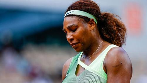 Serena exits French Open after losing to Elena