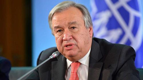 Carbon emissions are driving ocean warming: UN Chief