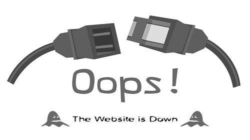Major websites go down worldwide