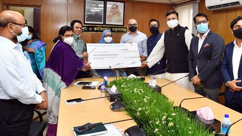 GP contributes Tk 31.4 crore to Labour Welfare fund