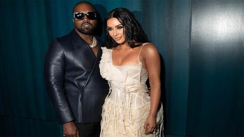 Kim Kardashian wishes Kanye West amid their divorce