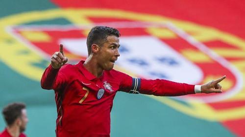 Cristiano Ronaldo goals as Portugal beats Israel