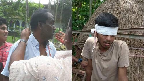 কোম্পানীগঞ্জে বাদলের ৪ অনুসারী গুলিবিদ্ধ, চার পুলিশ আহত