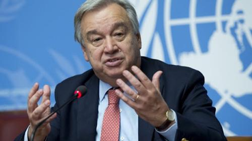 UN urges all to be part of a transformation for peace