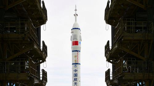 China to launch first human spaceflight since 2016