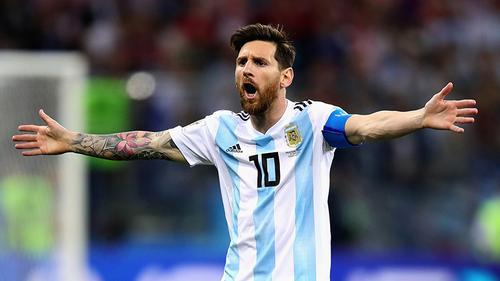 Messi goals in Argentina draw